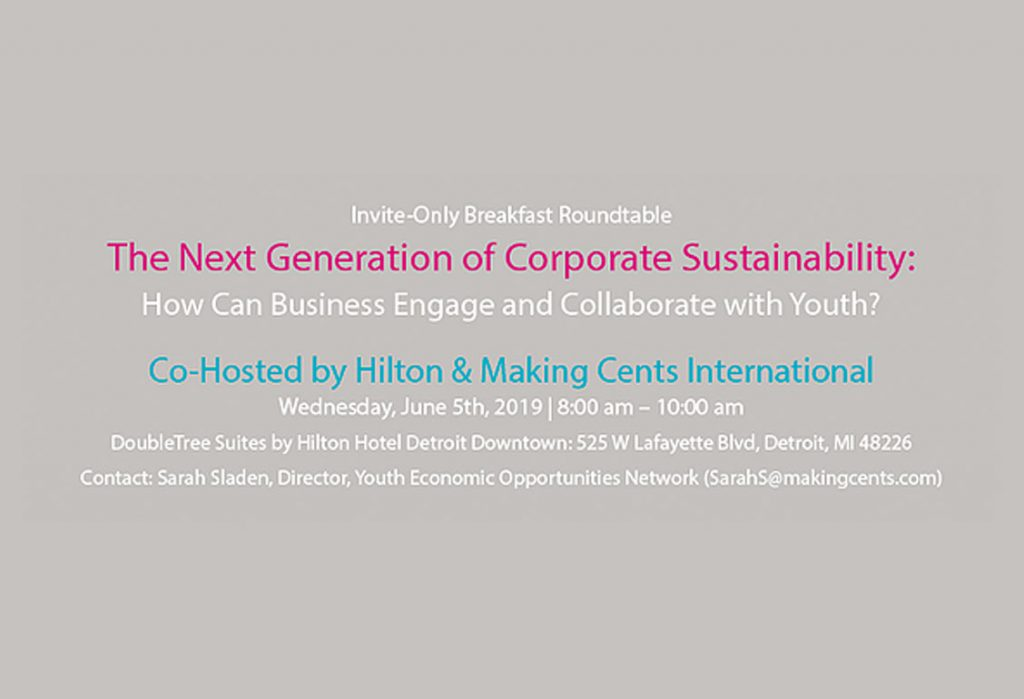 The Next Generation of Corporate Sustainability
