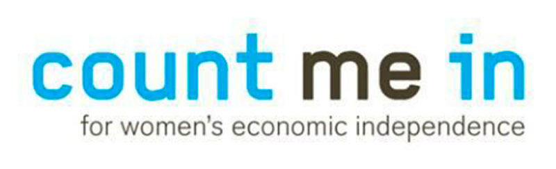 Count Me In for Women's Economic Independence