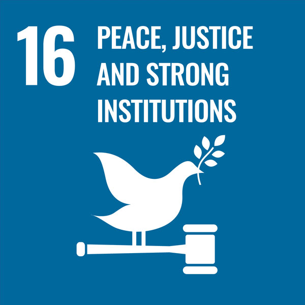 Making Cents International | Peace, Justice and Strong Institutions